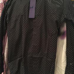 Men's shirt super slim, size XXL, $75