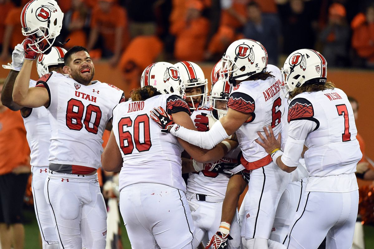Utah continued their climb in the polls this week, by breaking into the top-20 at #19.