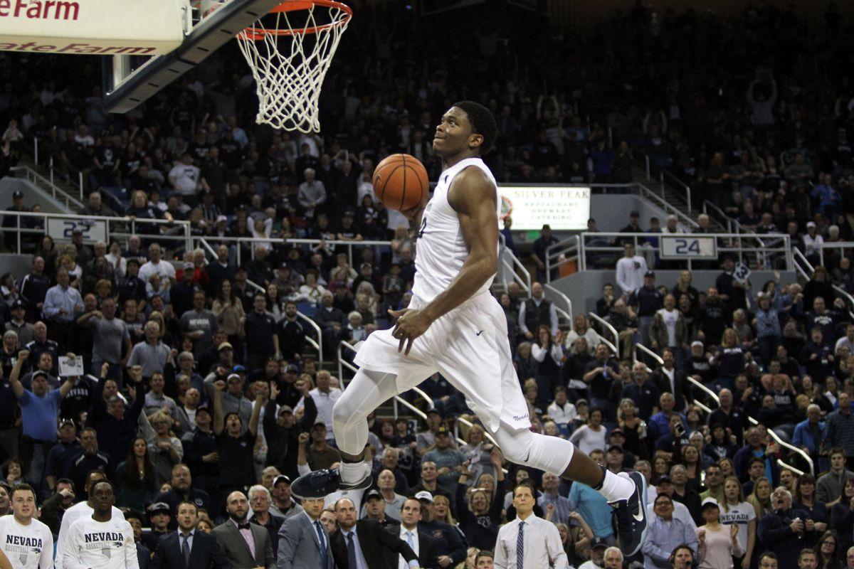 NCAA Basketball: Colorado State at Nevada