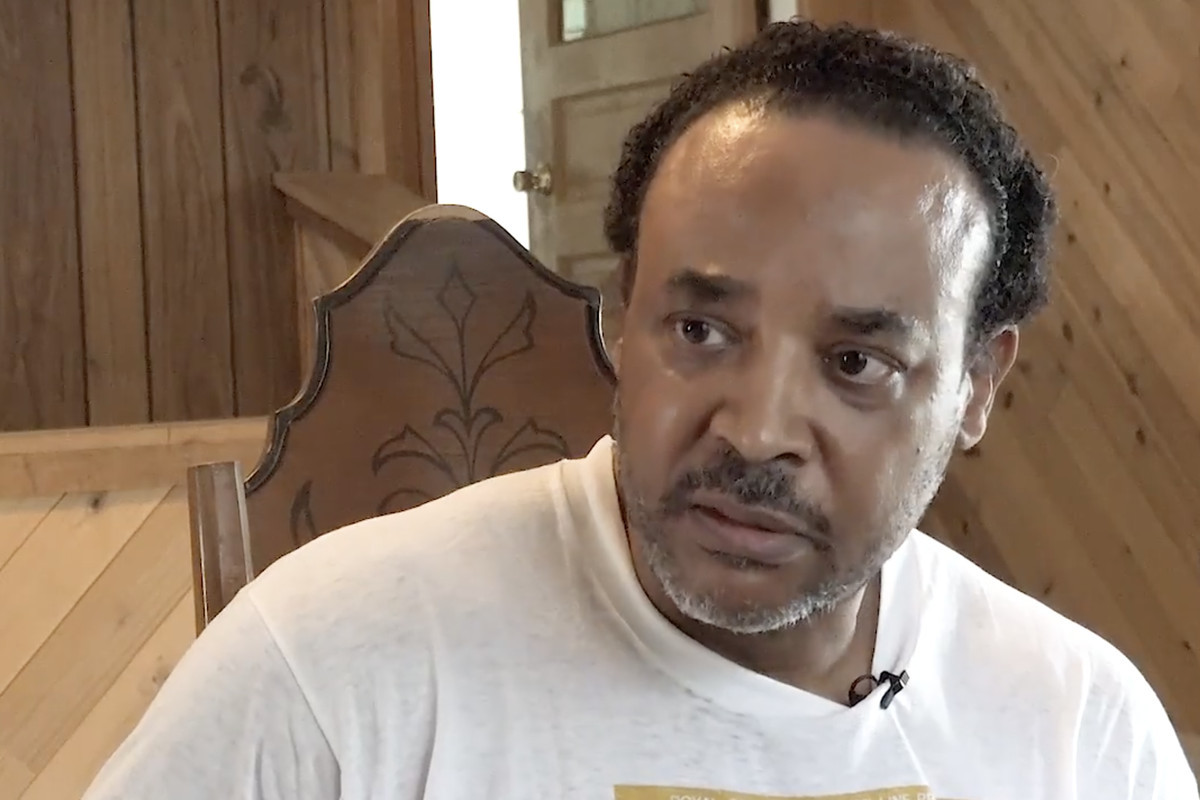 Karle Robinson says he was handcuffed by police last August as he moved into his new home in Tonganoxie, Kansas.