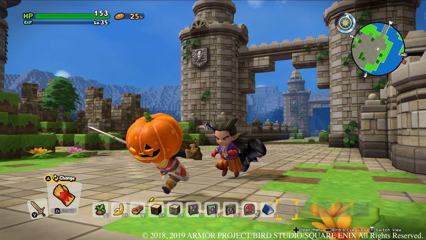 Dragon Quest Builders 2 beginner's guide - Polygon