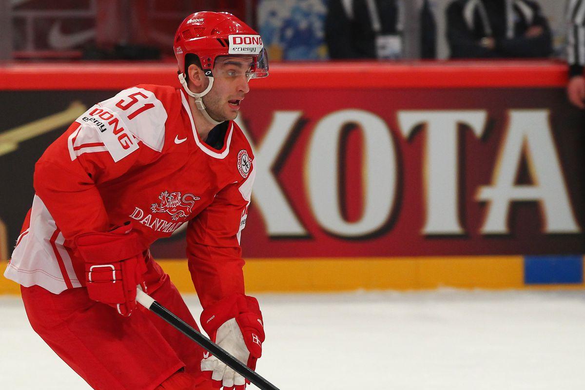 Denmark v Russia - 2012 IIHF Ice Hockey World Championship
