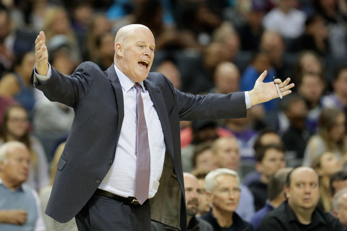 Hornets head coach steps away from team to address health