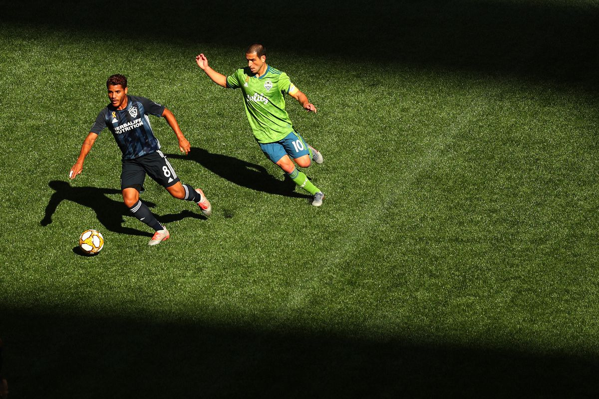 Los Angeles Galaxy v Seattle Sounders FC