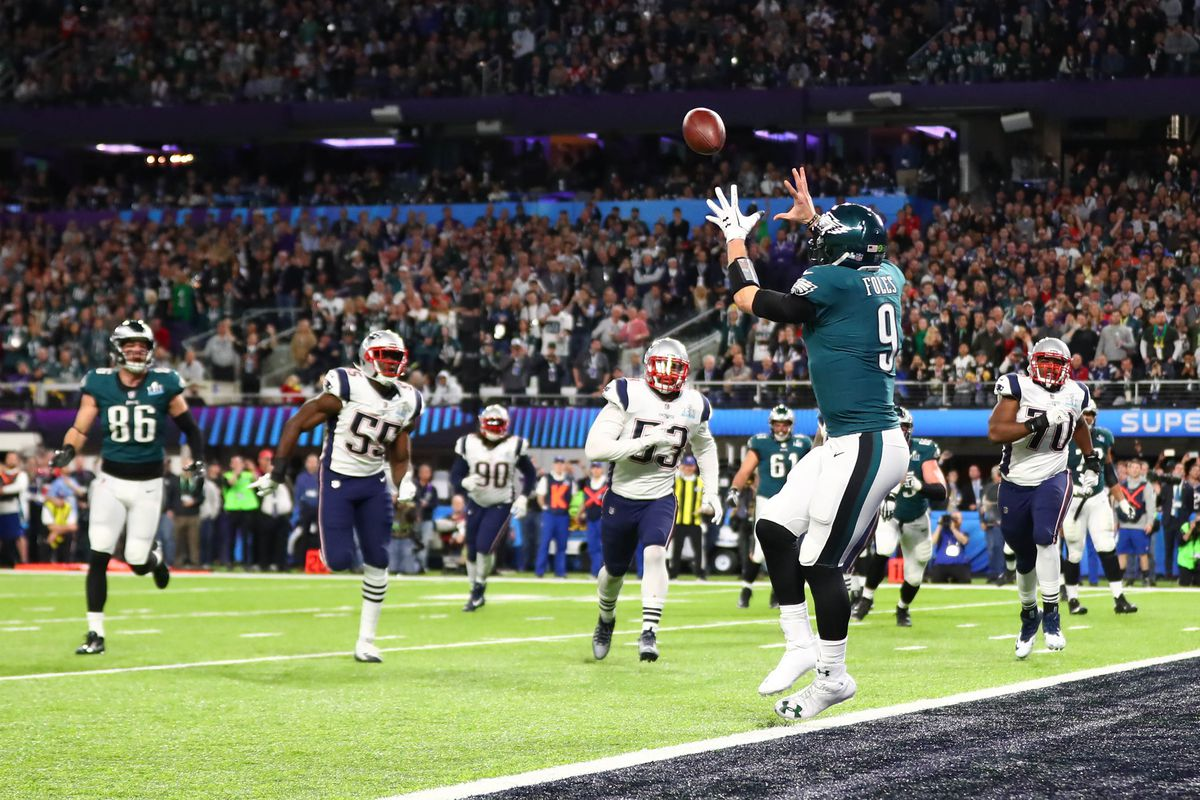Super Bowl Lii Was One Of The Best Ever Bleeding Green Nation