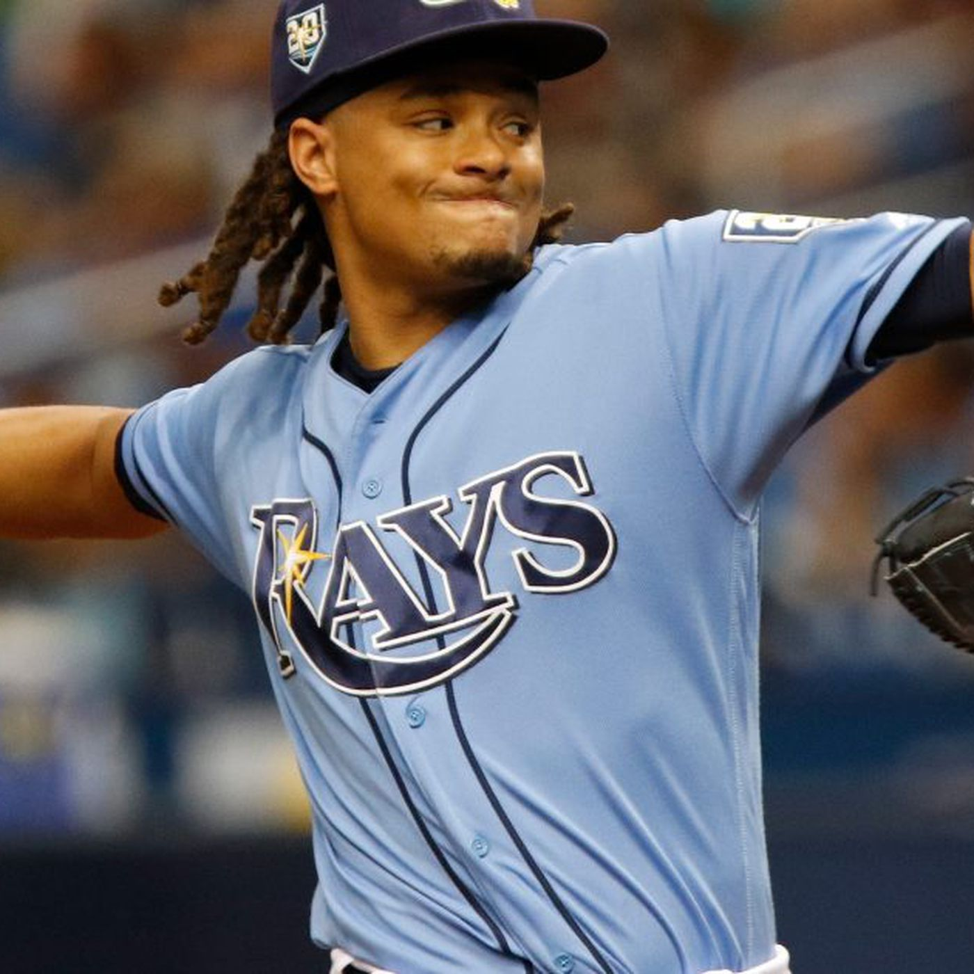 100% authentic af9f8 36c36 Chris Archer trade: Pirates acquire Rays starter before ...