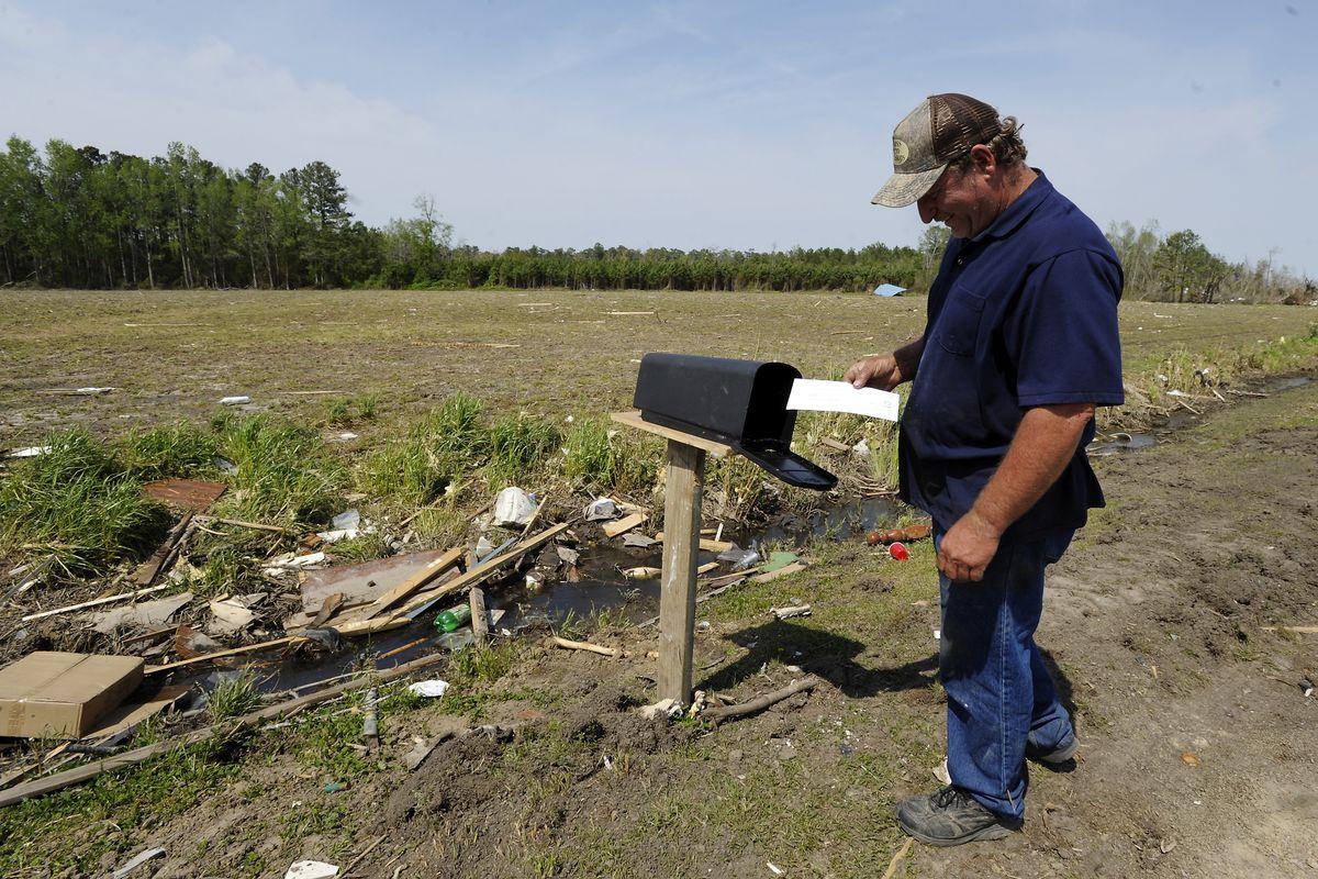 Violent Storms Kill 24 In North Carolina