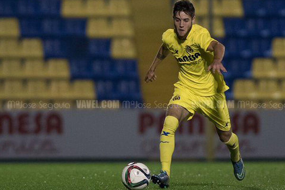 Miguelón made his debut today