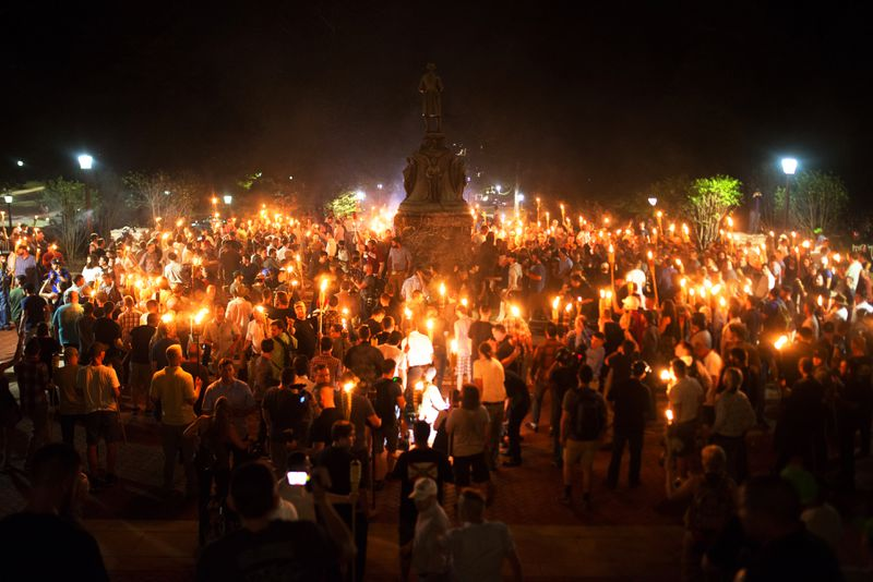 tiki_toned What Sunday's Unite the Right 2 rally tells us about the state of the alt-right in America
