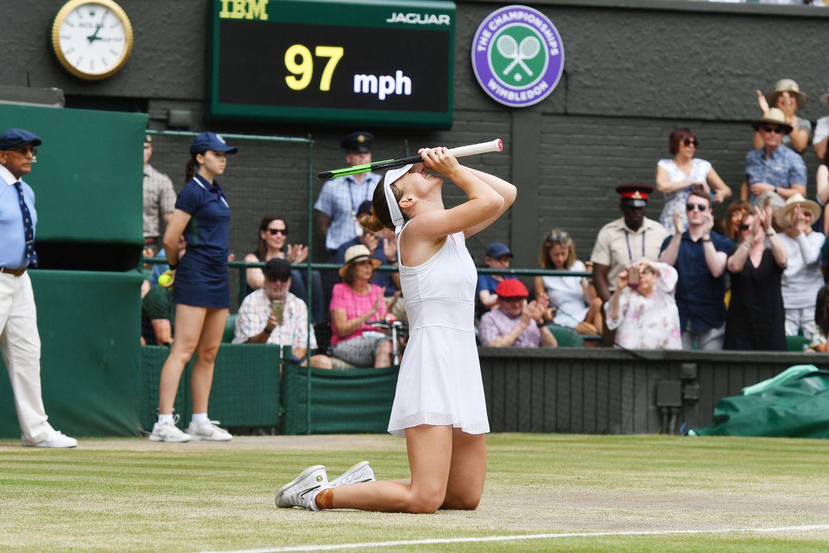 Wimbledon Tennis Championships 2019