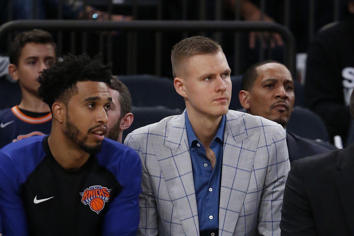 NBA: Preseason-New Orleans Pelicans at New York Knicks