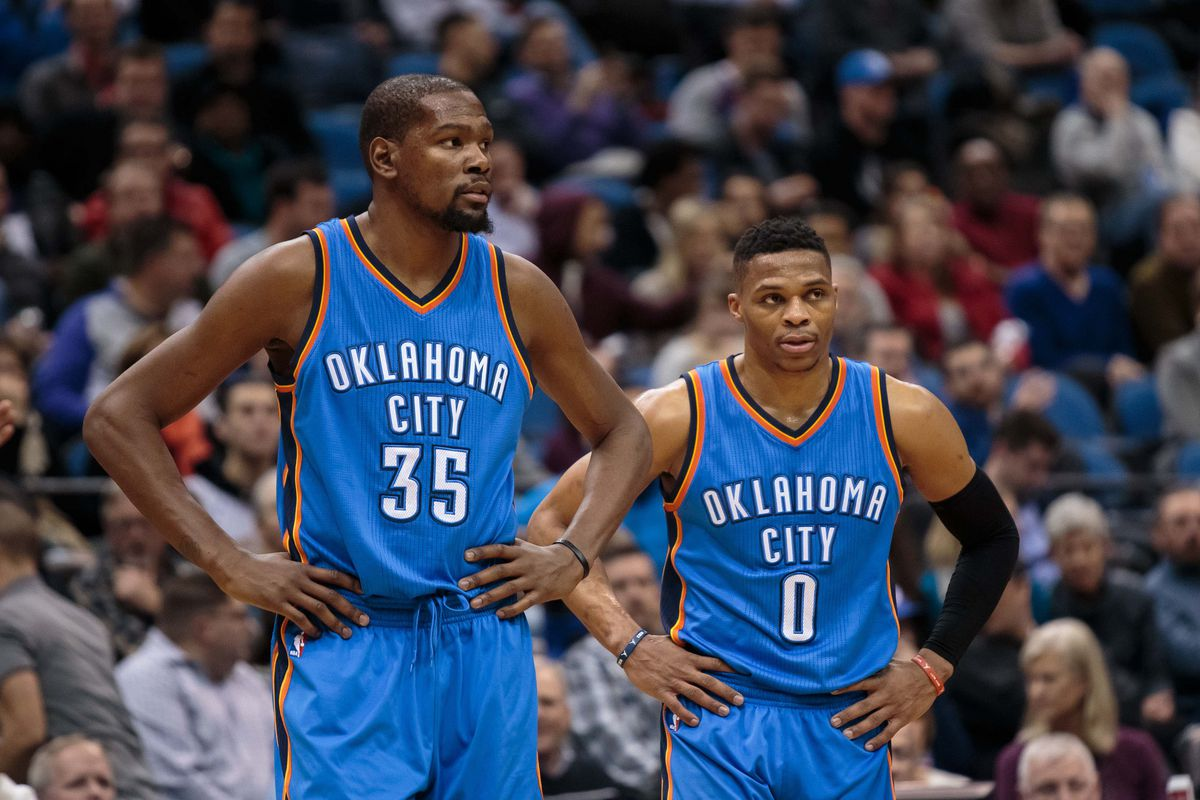 Russell Westbrook Quotes On Kevin Durant