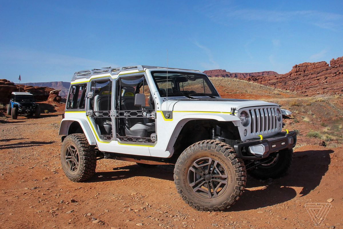 Embarking on an Easter Jeep Safari - The Verge