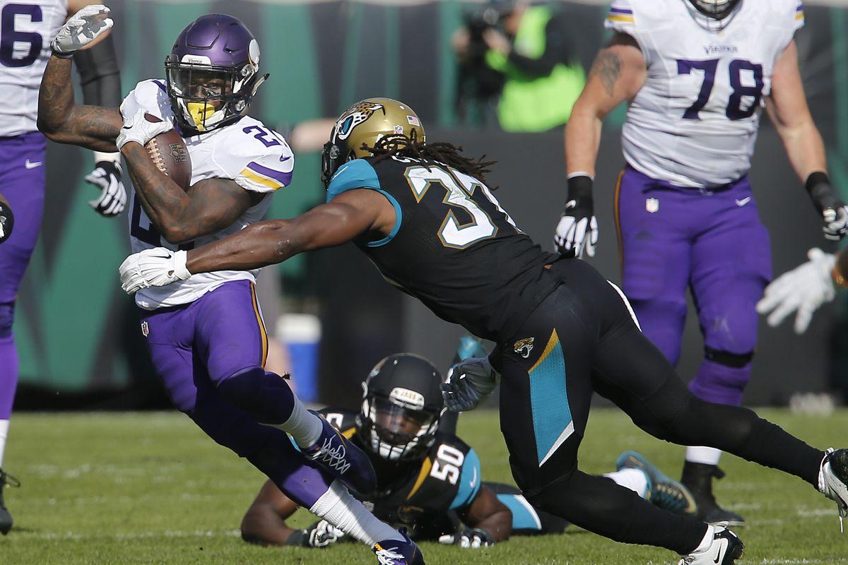 NFL: Minnesota Vikings at Jacksonville Jaguars