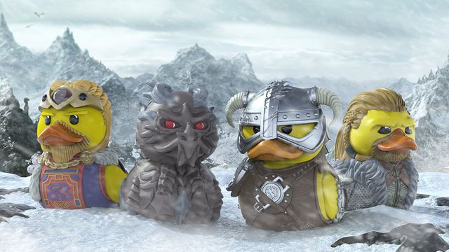 Watch out, Funkos: Video game rubber duckies are here 1