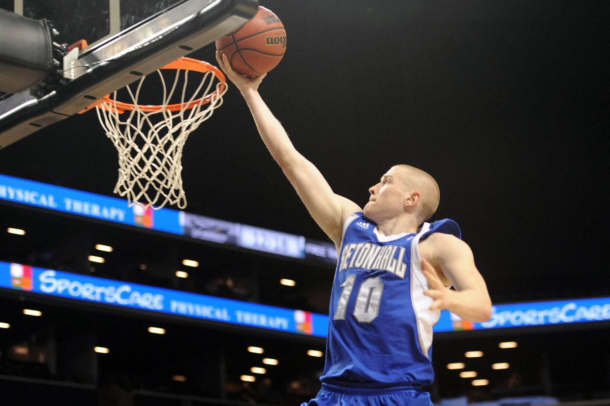 Kyle Smyth was only one part of a total domination by Seton Hall in Brooklyn on Saturday.