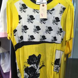 Spring 2014 tee-shirt, size medium, $50 (was $350)