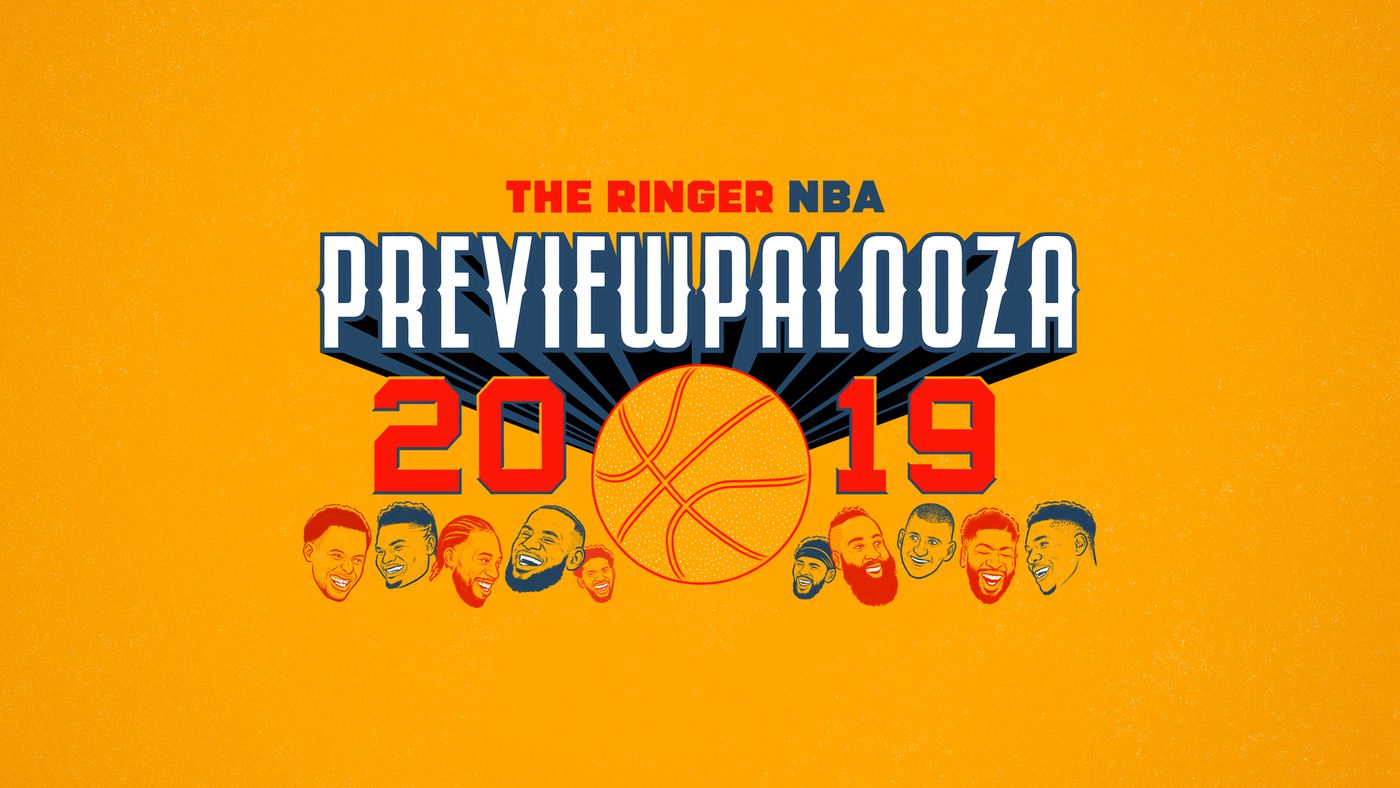 Welcome to 2019 NBA Previewpalooza Live