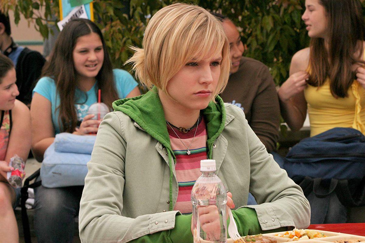 Kristen Bell as Veronica Mars in 2004