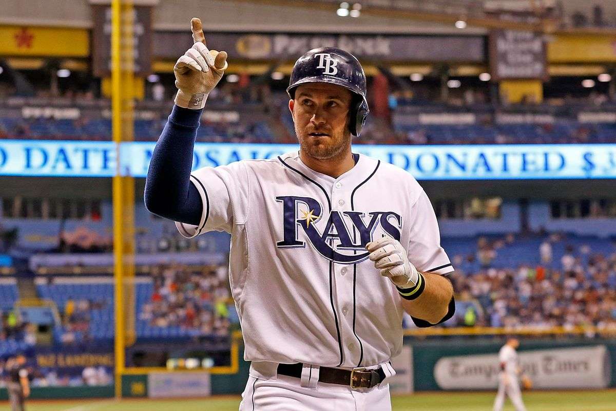 Four home-runs for Longoria made him a valuable commodity this week.