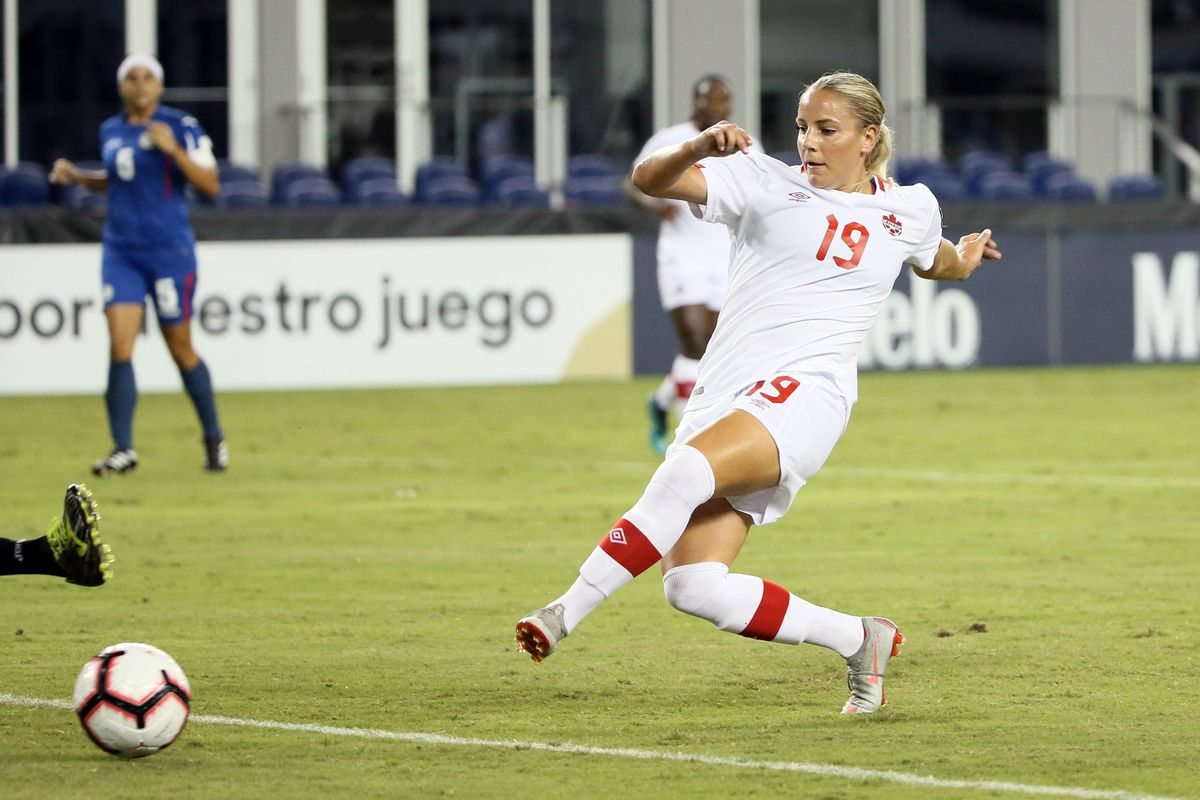Soccer: 2018 CONCACAF Women's Championship-Cuba at Canada