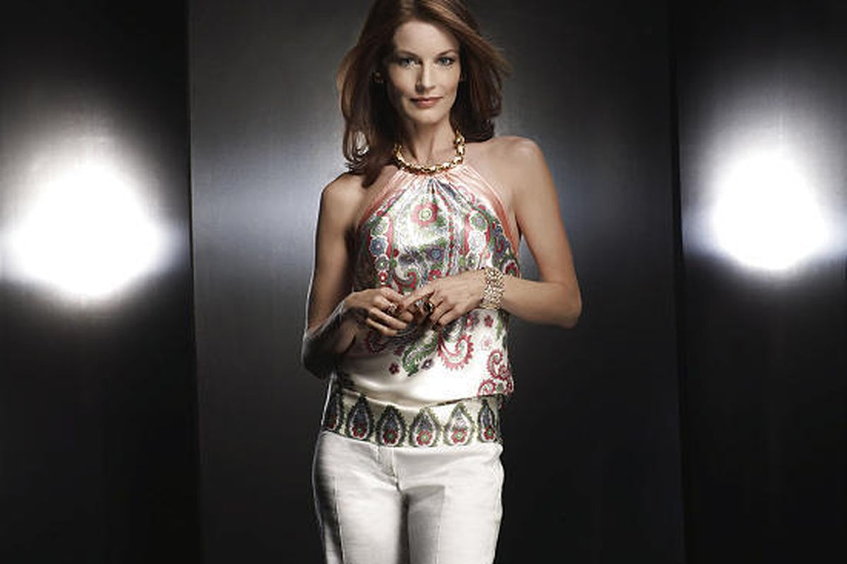 """Laura Leighton is returning to """"Melrose Place"""" as Sydney."""