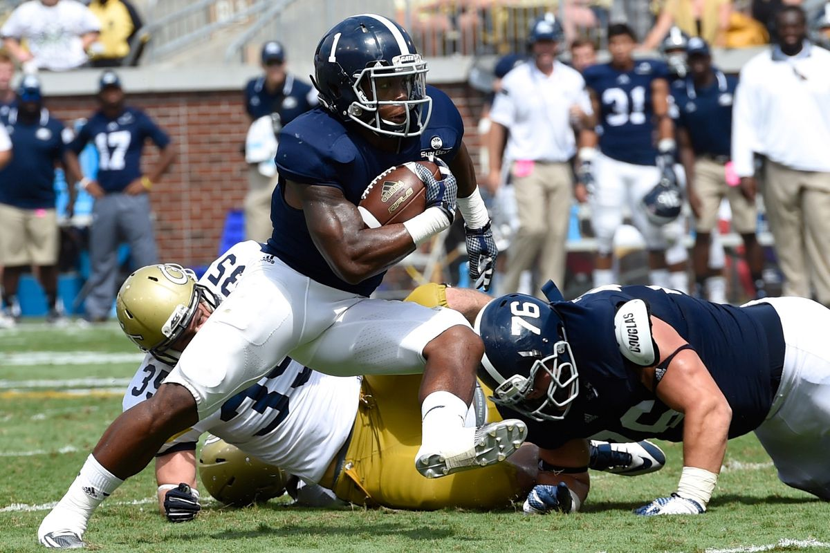 Can a loaded Georgia Southern team repeat in 2015?
