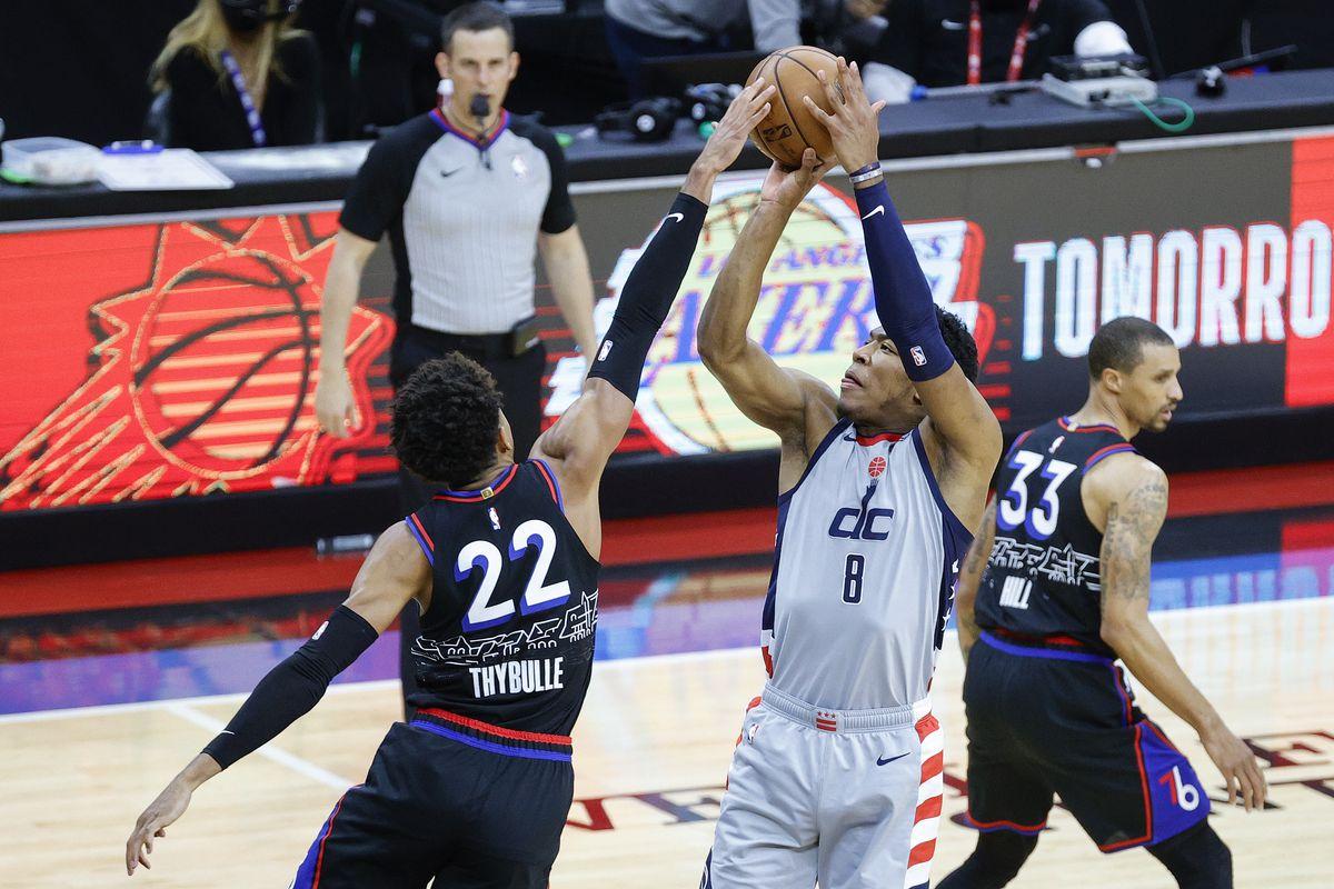 Washington Wizards v Philadelphia 76ers - Game Two