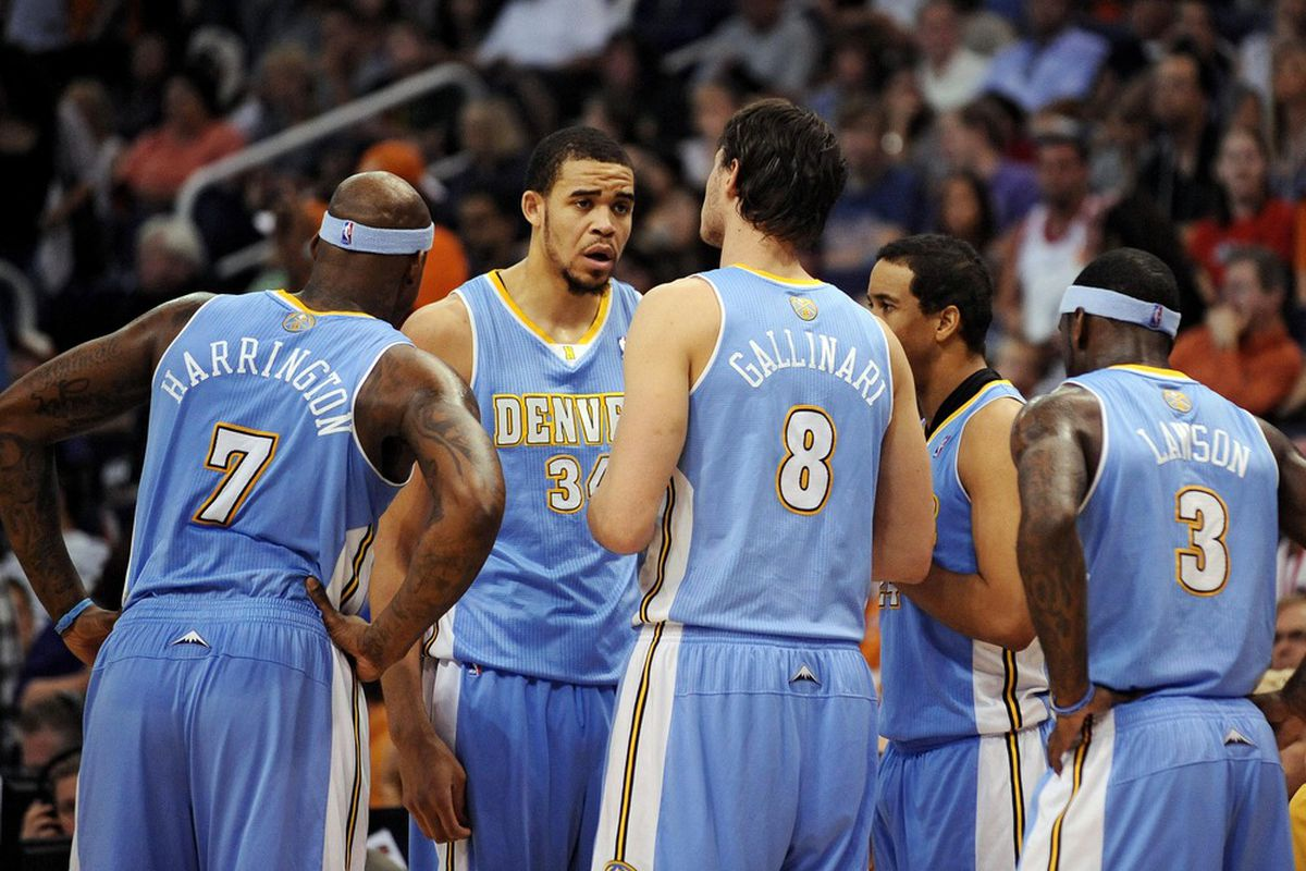 Nuggets had a nice victory, third quarter was immense