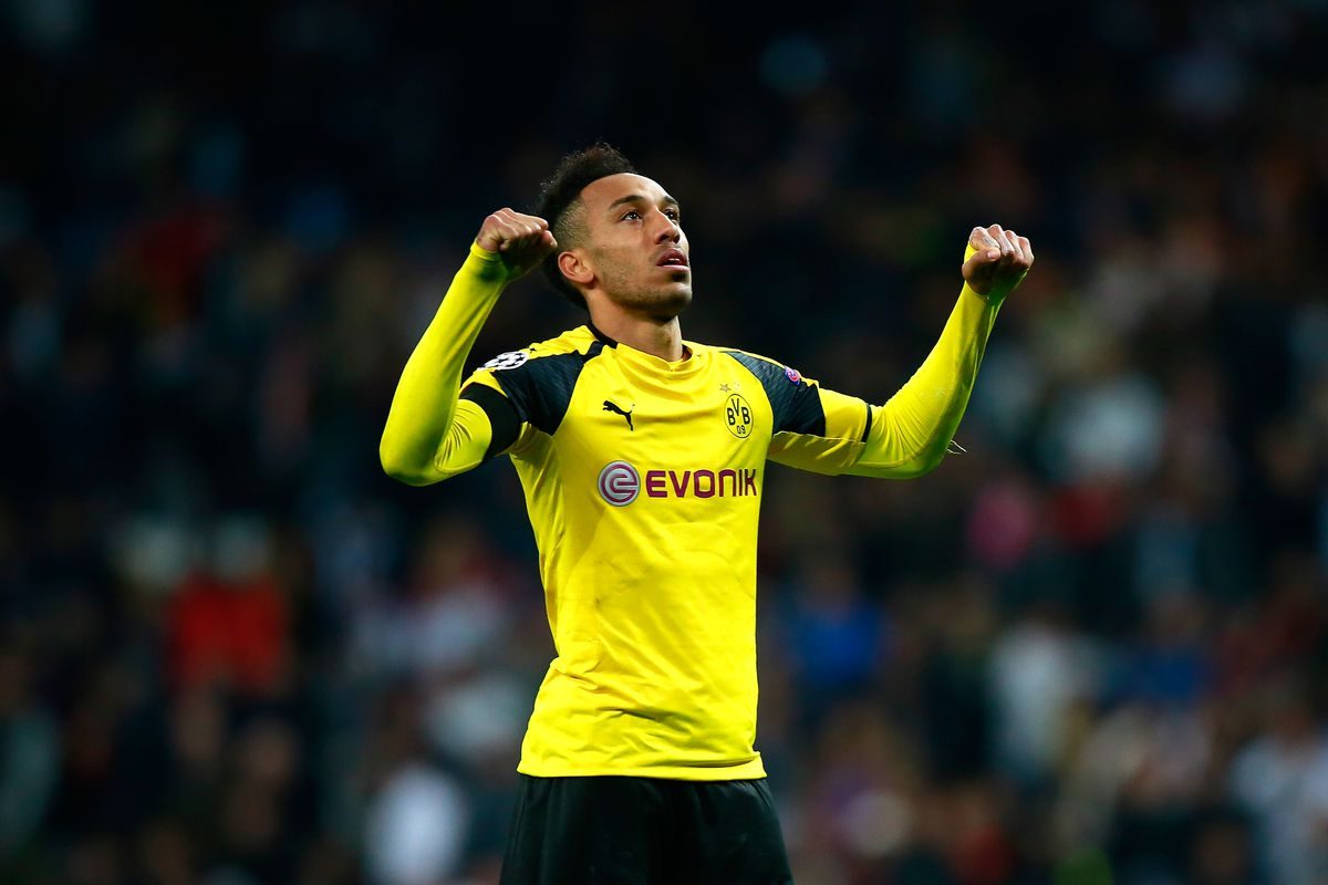 Dortmund eye German Cup, Aubameyang eyes door