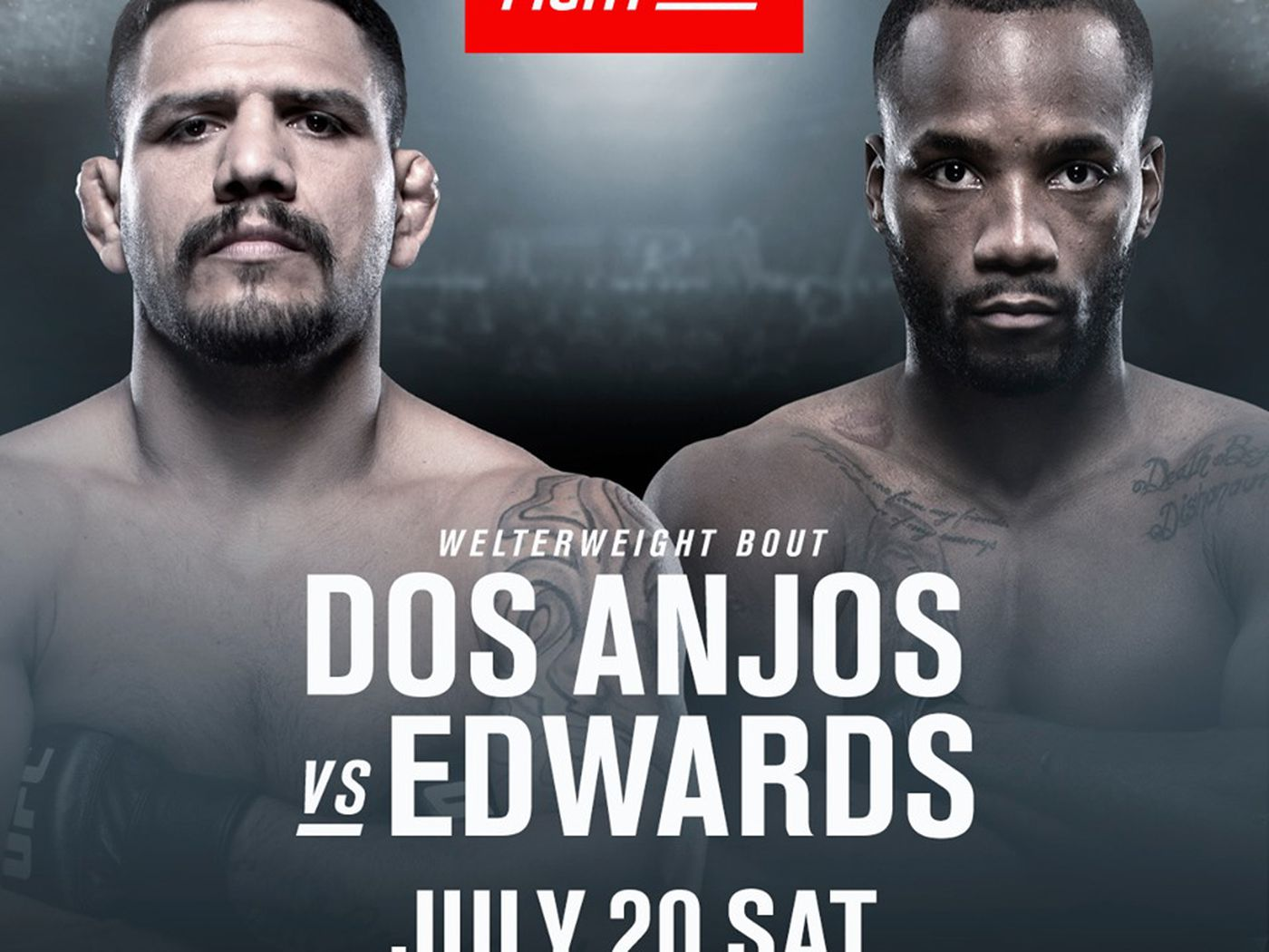 UFC on ESPN: dos Anjos vs. Edwards