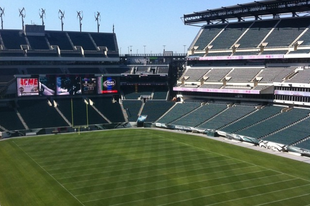 Revitalized Lincoln Financial Field features highest-resolution ...