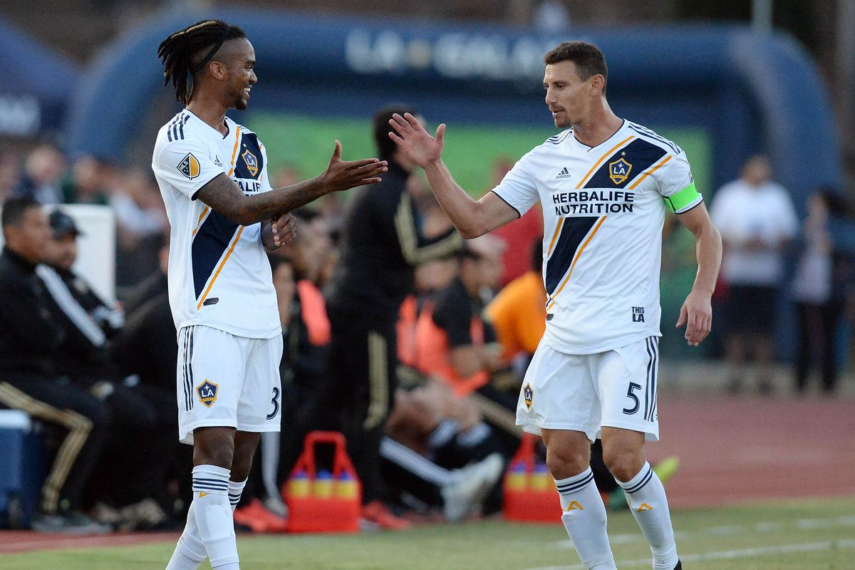 MLS: U.S. Open Cup-Los Angeles Galaxy vs Golden State Force