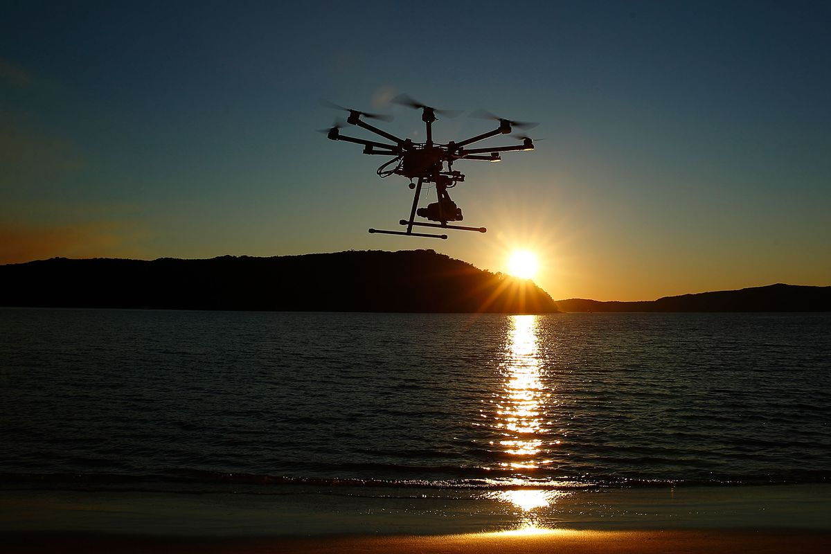 Almost 800,000 U.S. drone owners have registered to fly in 15 months