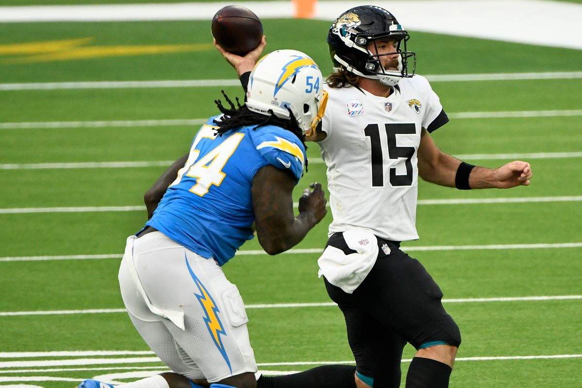 NFL: Jacksonville Jaguars at San Diego Chargers