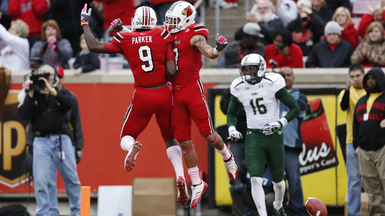 Big East Football Standings 2012: Rutgers, Louisville ...
