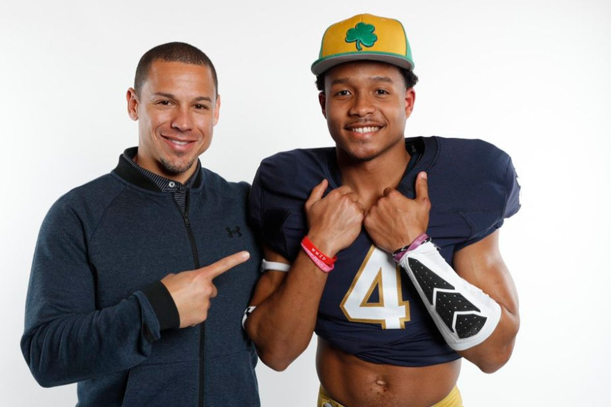 Notre Dame gets commitment from nation's top all-purpose RB Chris Tyree