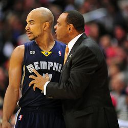 JB had an... interesting love/hate relationship with former coach Lionel Hollins.