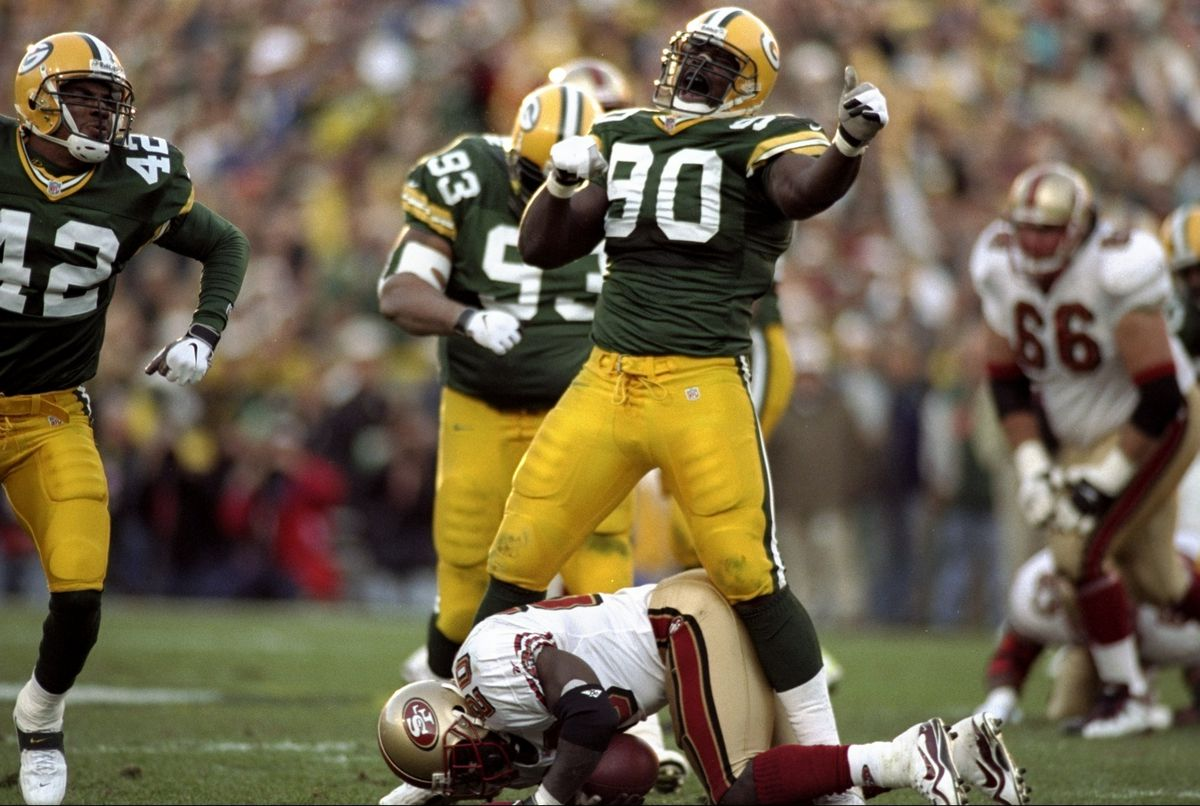 49ers V Packers