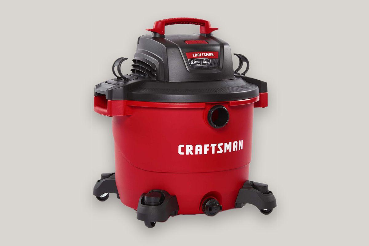CRAFTSMAN Heavy-Duty Shop Vacuum