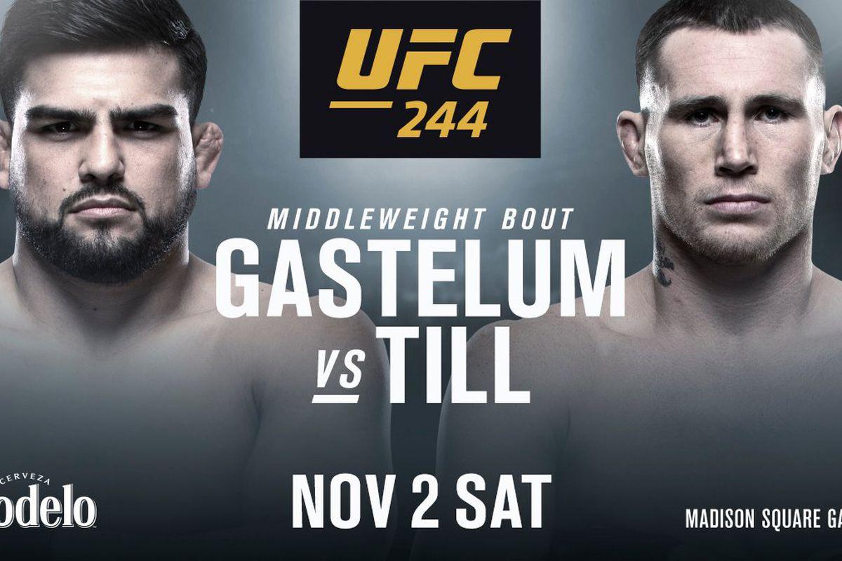 Image result for UFC 244