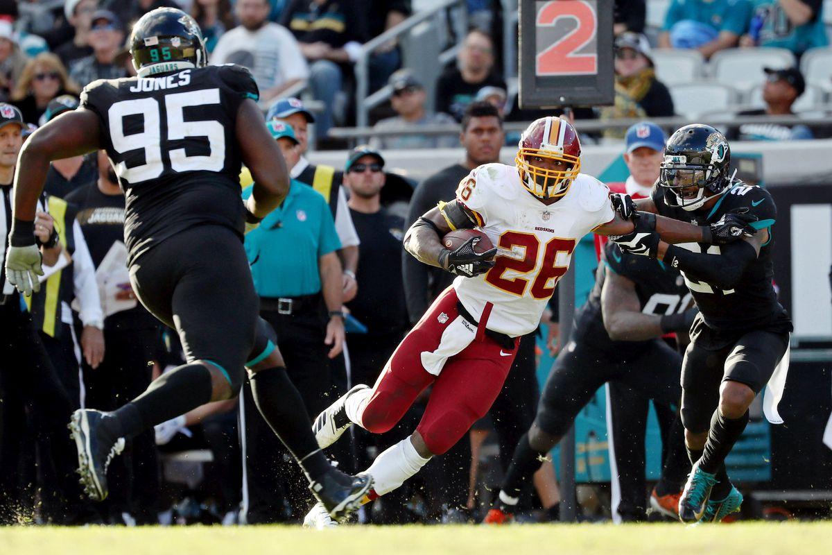 NFL: Washington Redskins at Jacksonville Jaguars