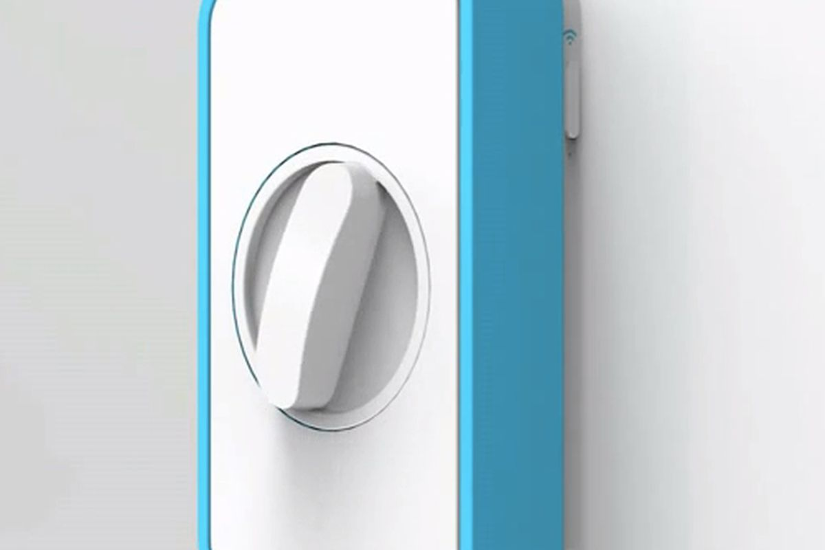 Lockitron lets you unlock doors with a smartphone, available for ...