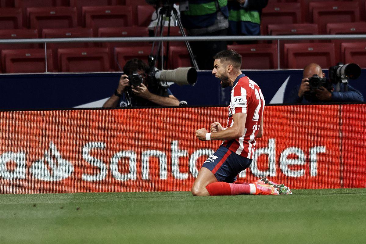 Atletico de Madrid v Real Sociedad - La Liga Santander