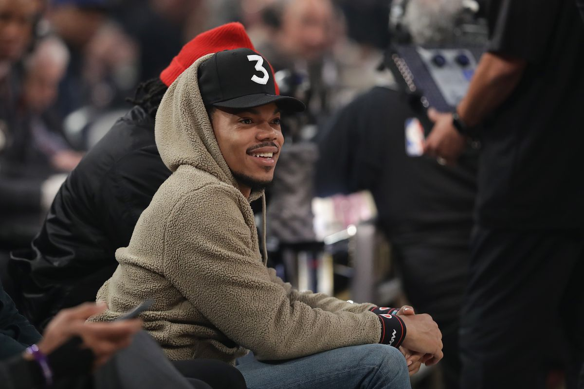 445b697a0 Chance the Rapper has the Chicago White Sox to thank for his iconic 3 hat