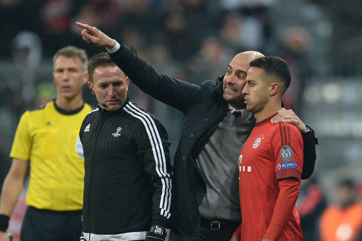 Bayern Munich vs. Juventus Turin