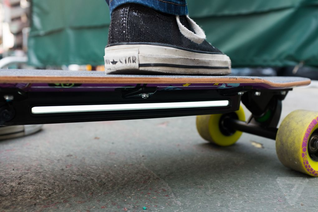 how to make a cheap electric skateboard for 35