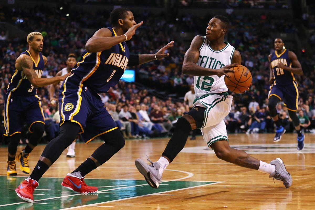 Indiana Pacers v Boston Celtics