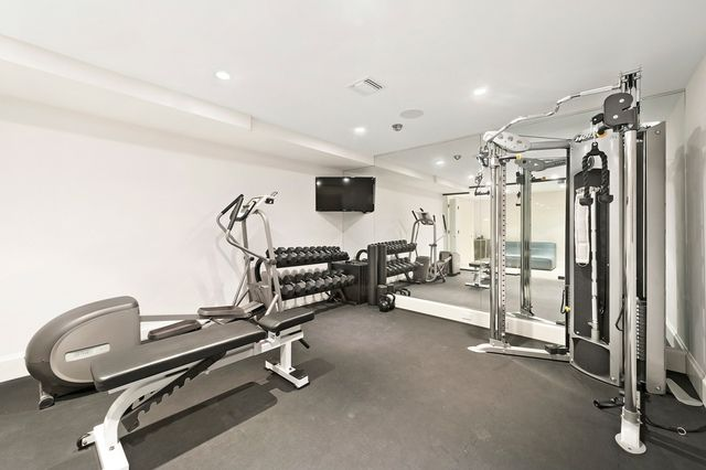 4 hamptons homes for sale with full gyms curbed hamptons