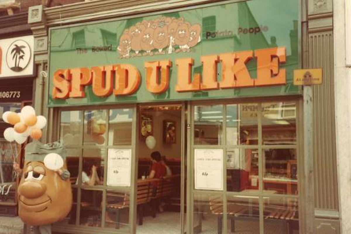 Spudulike baked potato restaurants shut down